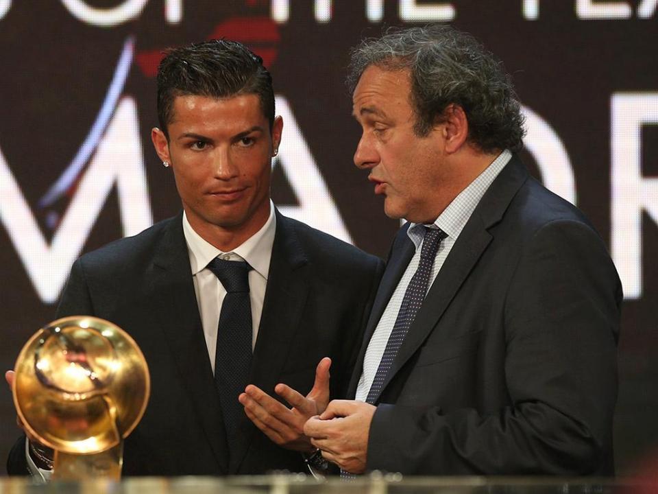 Globe Soccer Awards: Ronaldo e Jorge Mendes novamente distinguidos