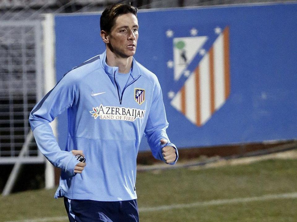 Fernando Torres tem traumatismo e passa noite no hospital