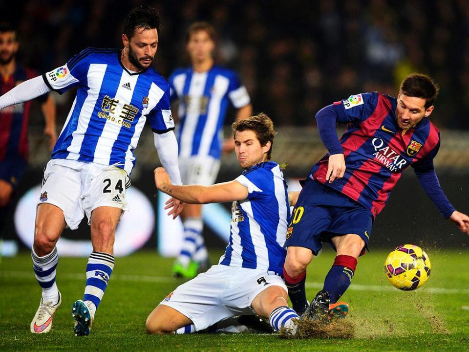 Iñigo Martinez: «Barcelona e Inter? Nunca podemos fechar as portas»