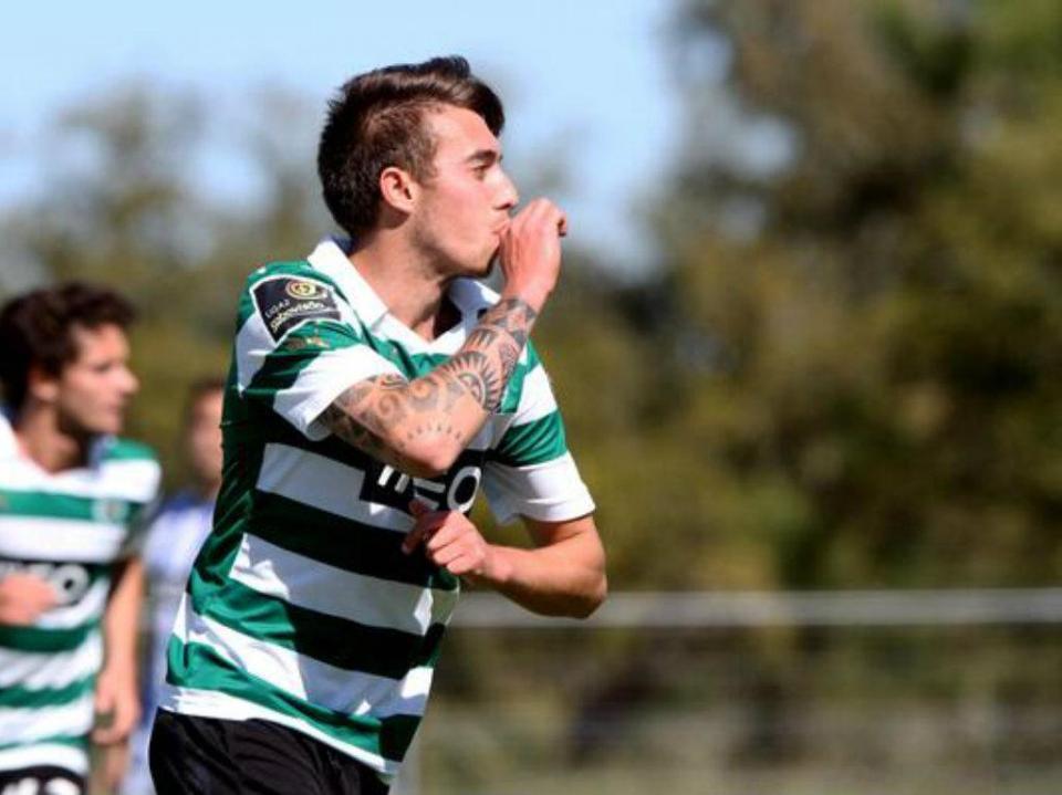 Sporting: Arouca quer regresso de Iuri Medeiros
