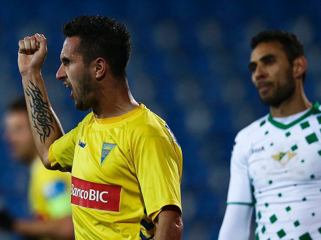 Bélgica: Rúben Fernandes marca e está nas «meias» do playoff europeu