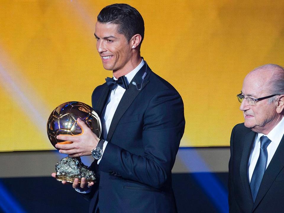 Cristiano Ronaldo: «Não estou obcecado com a Bola de Ouro»