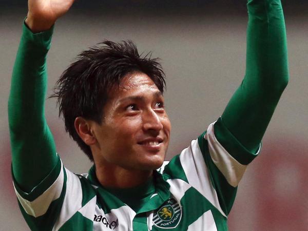 OFICIAL: Tanaka no Kashiwa Reysol por época e meia
