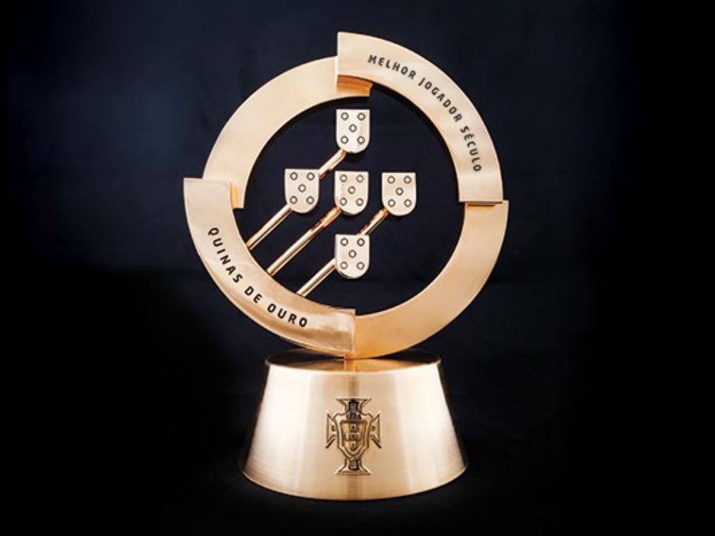 Gala Quinas de Ouro: FPF vai premiar os melhores do ano
