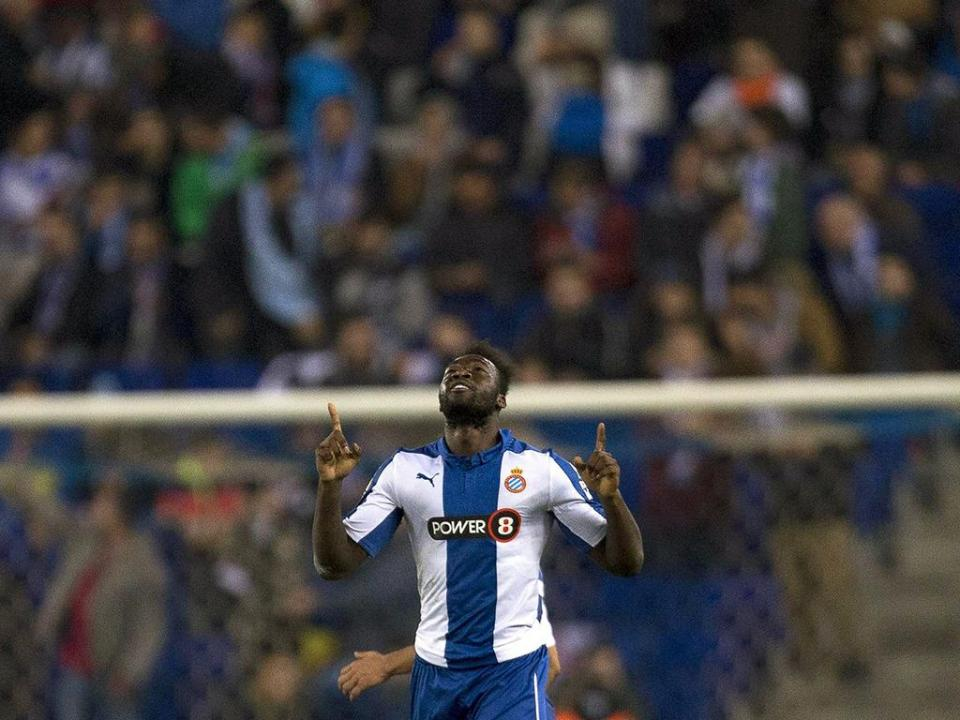 Caicedo renovou com o Espanhol até 2019