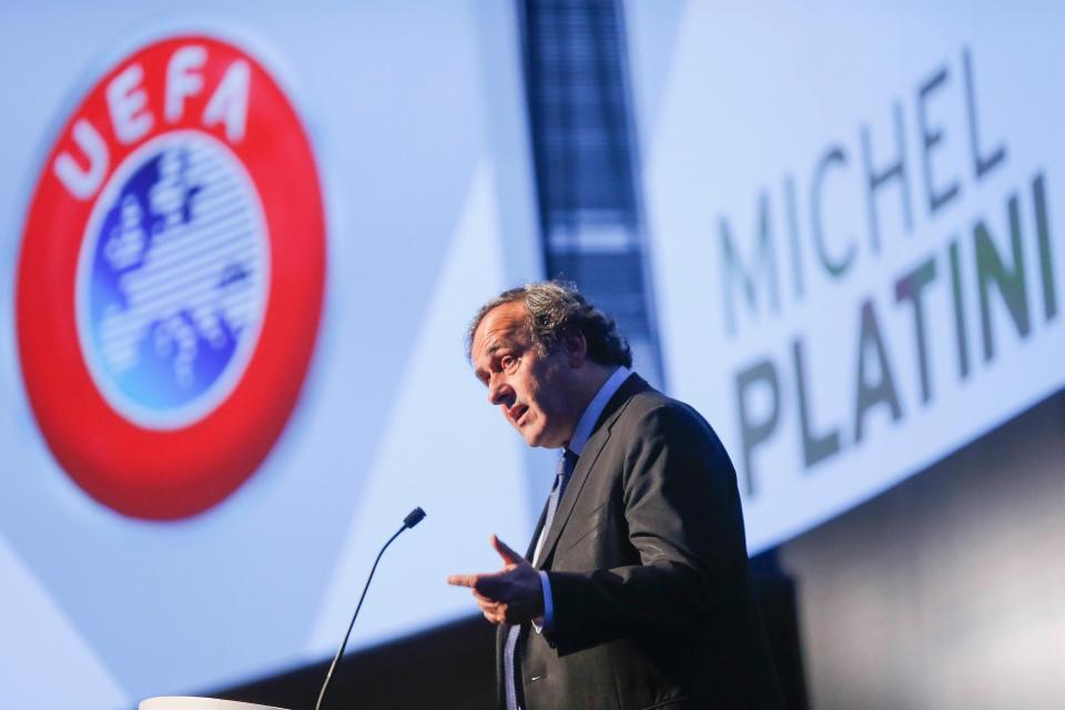 Platini critica VAR: «Onde está a justiça?»