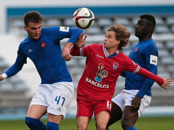 Belenenses-Gil Vicente, 2-0 (destaques)