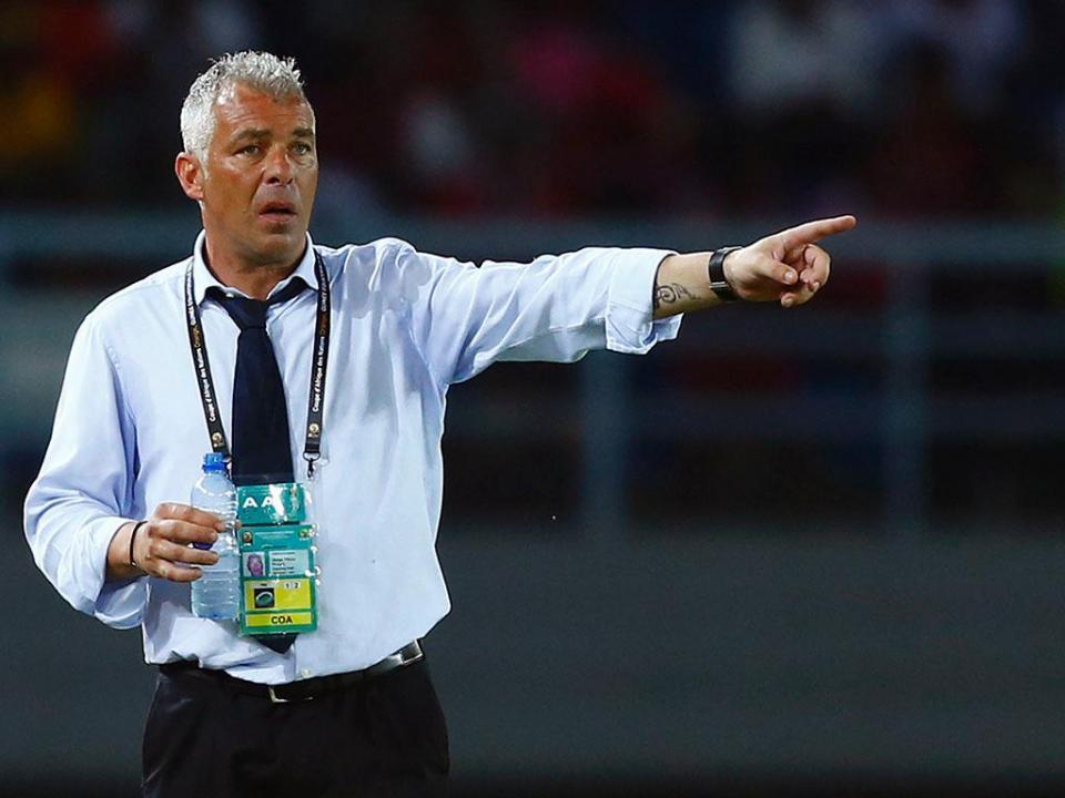 OFICIAL: Jorge Costa deixa Arouca