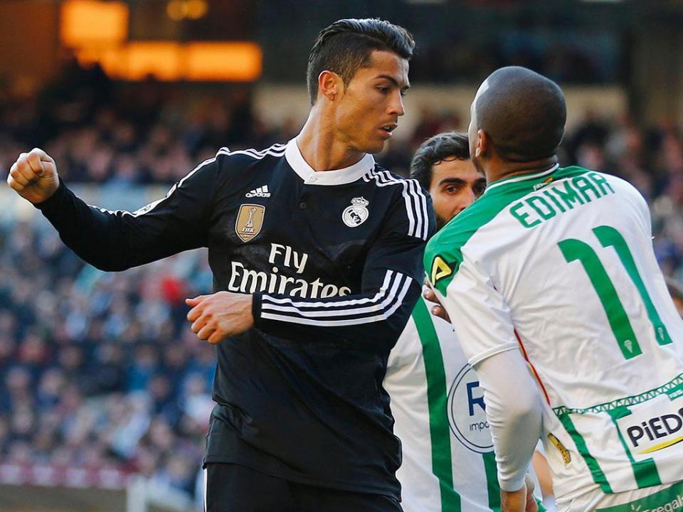 Edimar: «Ronaldo estava com a cabeça quente»