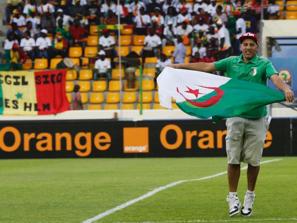 Jogos Olímpicos: a lista da Argélia