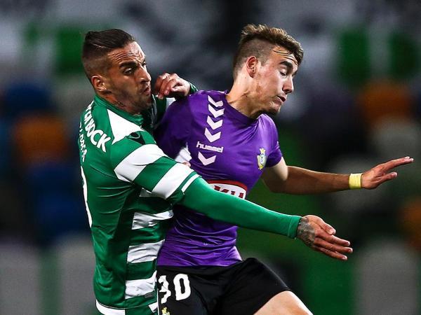 TL: Sporting-V. Setúbal, 1-1 (resultado final)