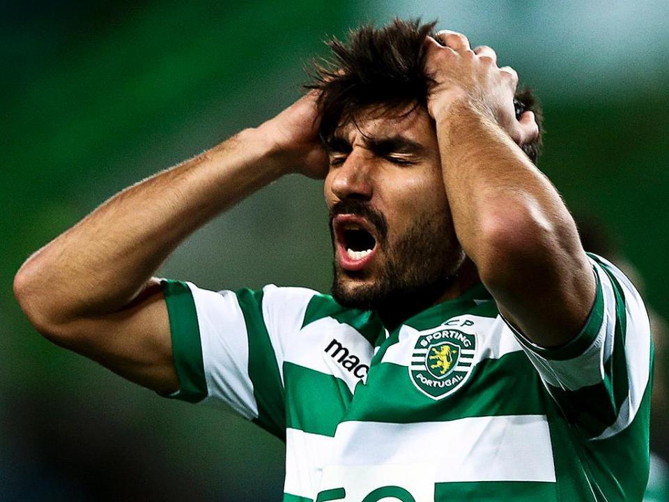 Jogadores do Sporting citam Rui Vitória: «Se fosse fácil não era para nós»