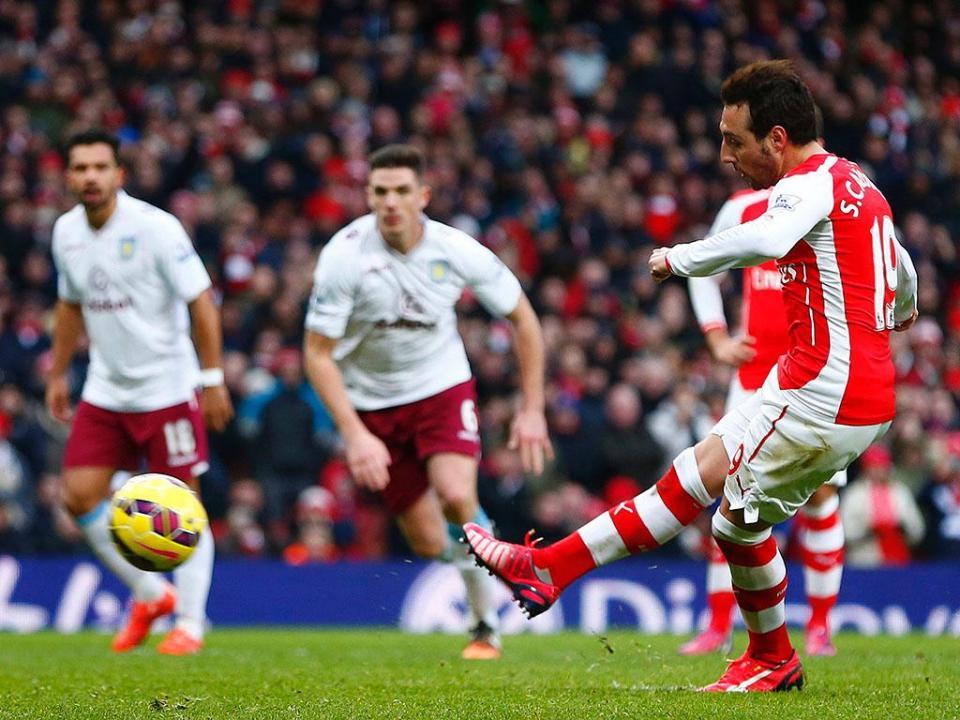 OFICIAL: Arsenal anuncia saída de Cazorla