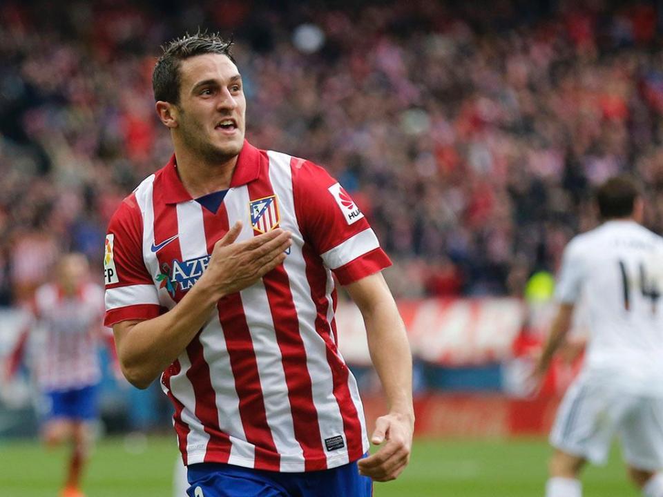 OFICIAL: Koke renova pelo Atlético de Madrid até 2024