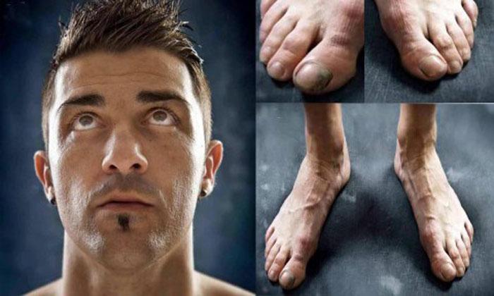 pés jogadores de futebol