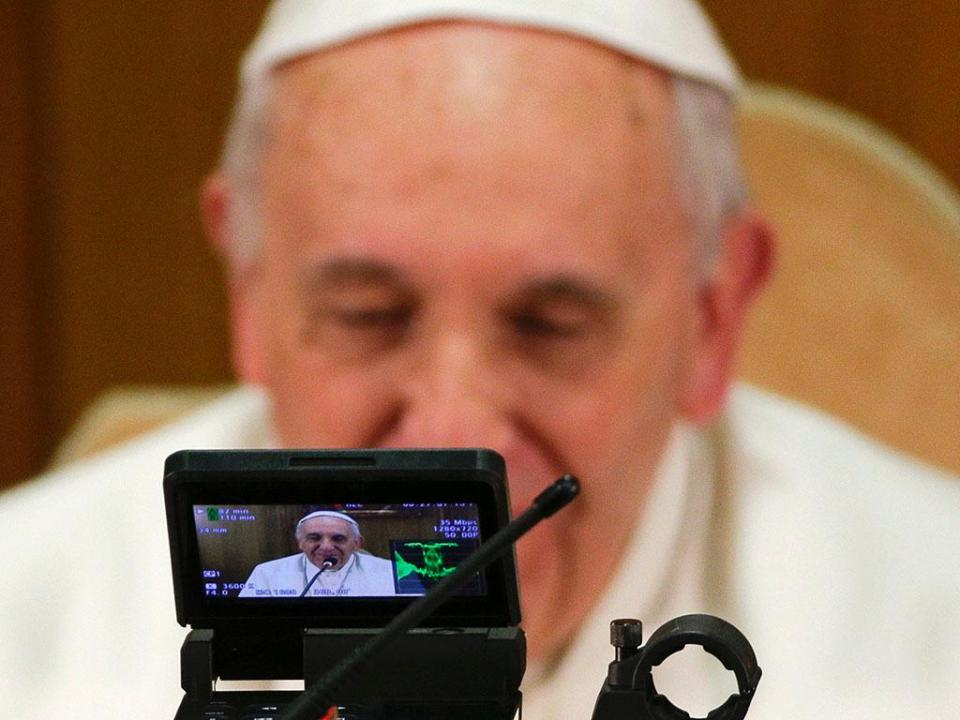 Visita do Papa obriga ao adiamento de jogo da Liga italiana