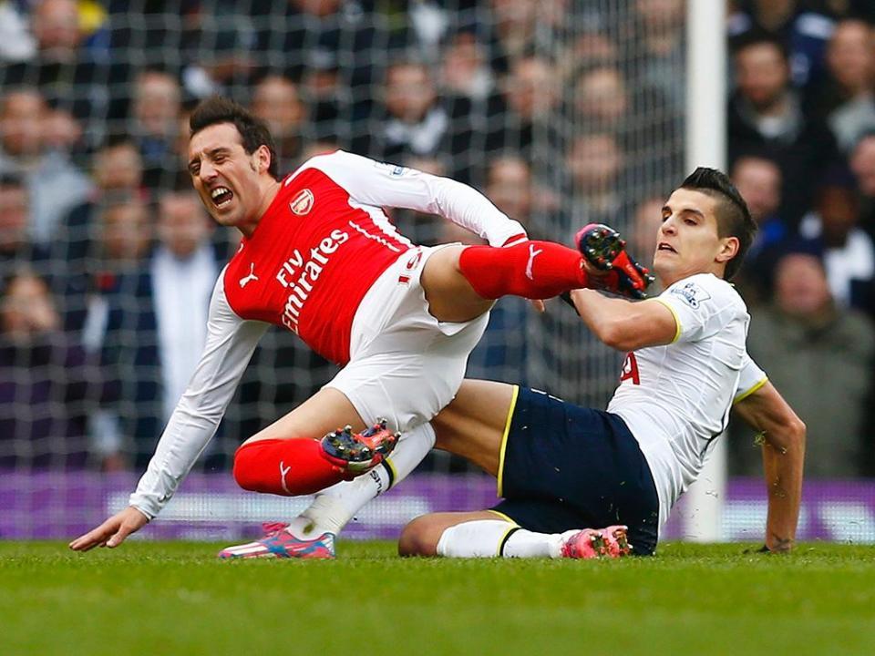 Tottenham trava Arsenal, Crystal Palace derruba Liverpool de Klopp