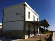 Clube de Bairro: Sonâmbulos (Estação de comboios da Luz de Tavira, sede dos Sonâmbulos)