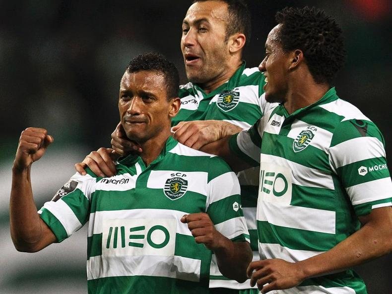 Sporting-Gil Vicente (LUSA/ Mário Cruz)