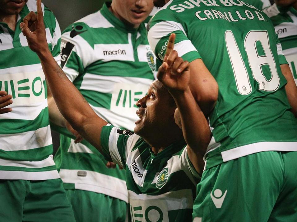 Sporting em busca do milagre - e tantos portugueses em ação ... 7ad1dfd3a4c00