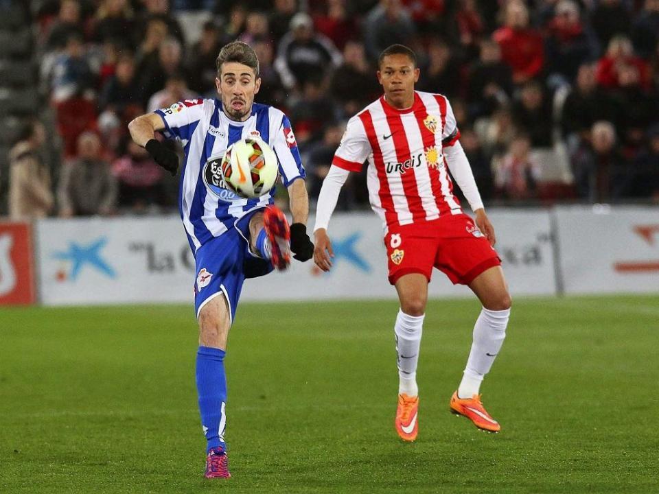 Espanha: Deportivo, com Luisinho, afunda Sp. Gijón
