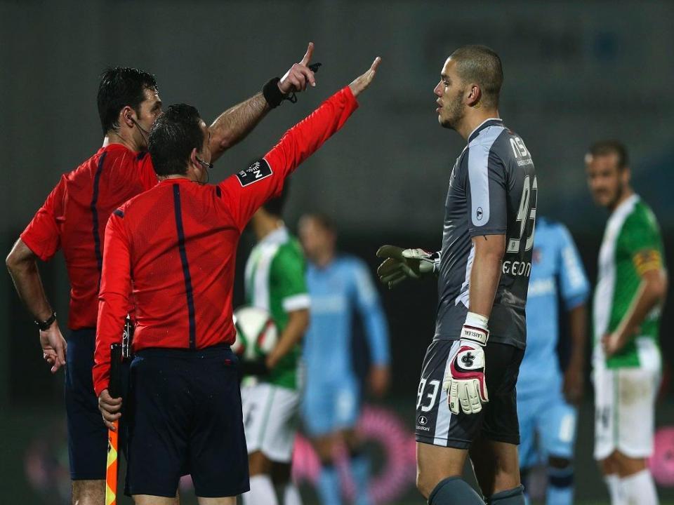 Já há árbitro para o Vitória de Setúbal-Benfica