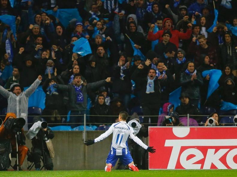 FC Porto-Sporting (REUTERS/ Miguel Vidal)