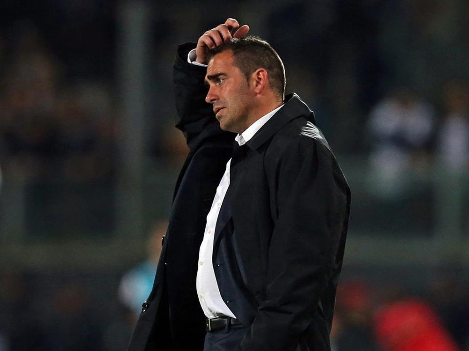 Ac. Viseu: treinador Bruno Ribeiro dura menos de um mês
