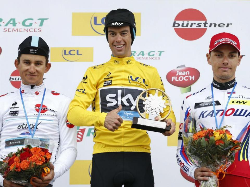 Ciclismo: Richie Porte vence Volta à Suíça
