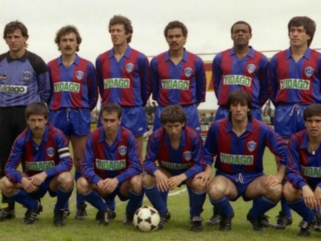 Radi Zdravkov: «Joguei contra o Maradona e fui para Chaves»