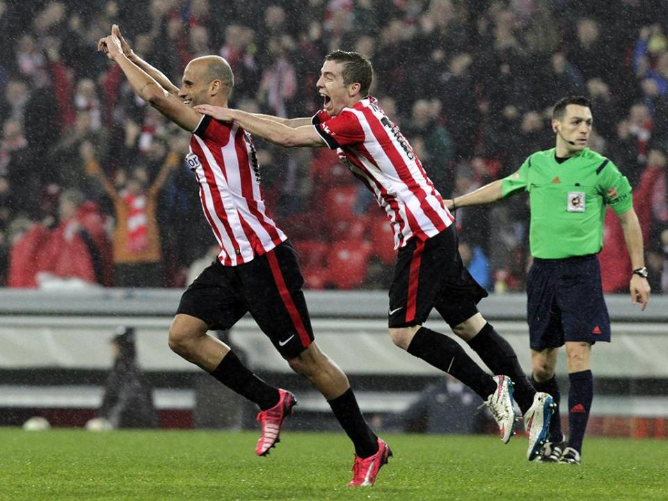 Espanha: Athletic venceu Almería