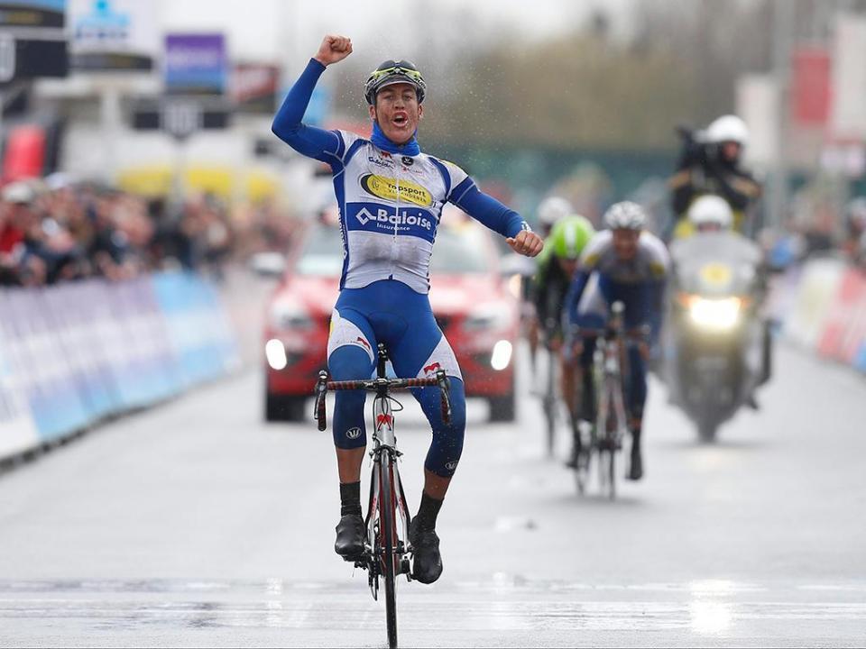 Vuelta: Jelle Wallays vence a 18ª etapa