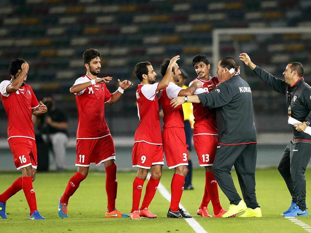 FIFA retira suspensão ao Kuwait