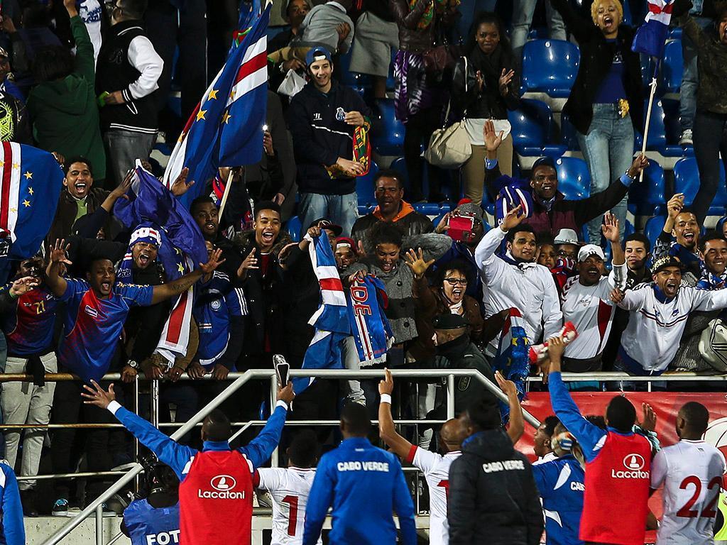 Mundial 2018: Cabo Verde vence África do Sul e volta a sonhar