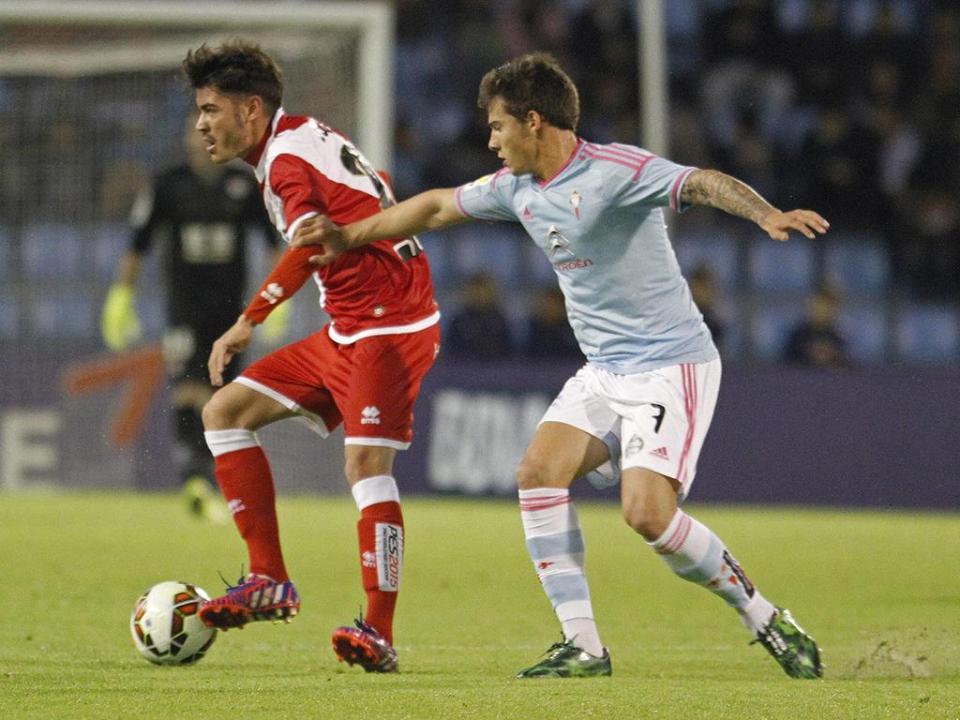 Espanha: Rayo de José Castro e Licá atropelado em Vigo (6-1)