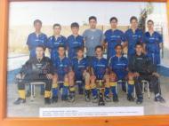 Clube de Bairro: Inter-Vivos de Martim Longo (Iniciados 2000/01)