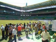 Clube de Bairro: Inter-Vivos de Martim Longo (Visita ao Estádio do Sporting)