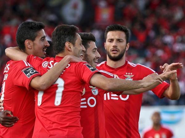 Belenenses-Benfica, 0-2 (resultado final)