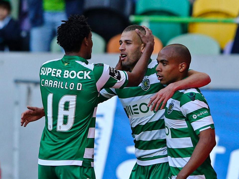 Sporting: jogadores estão a ser oferecidos em pacote a vários clubes