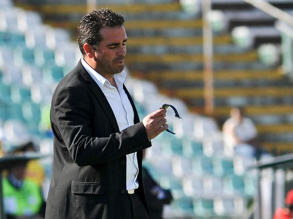 Bruno Ribeiro é o novo treinador do Académico Viseu