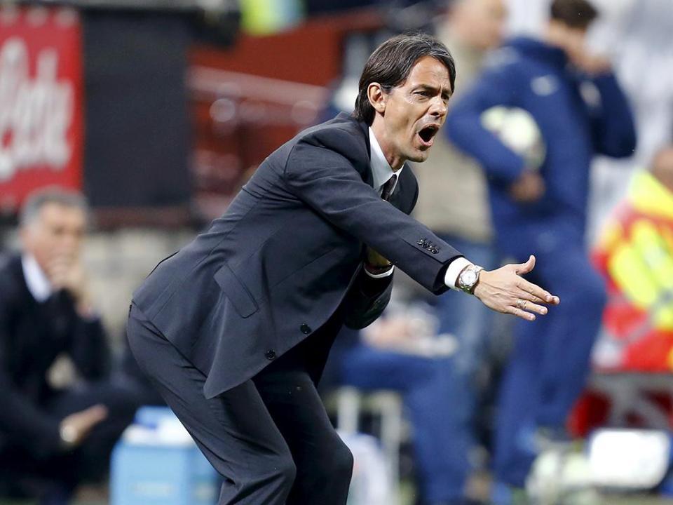 Itália: Filippo Inzaghi é o novo treinador do Benevento