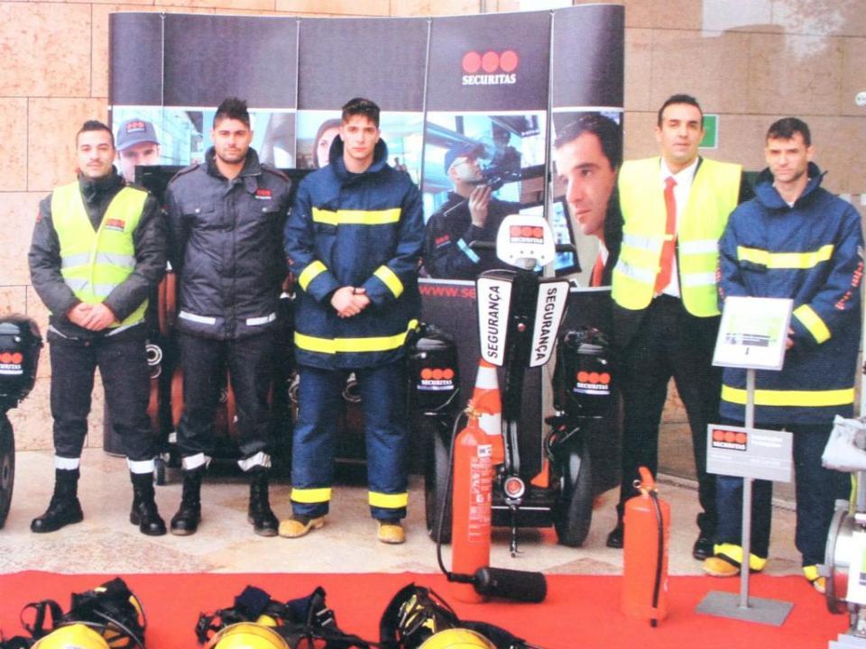 Cavaco: dos golos com Pauleta à segurança num centro comercial