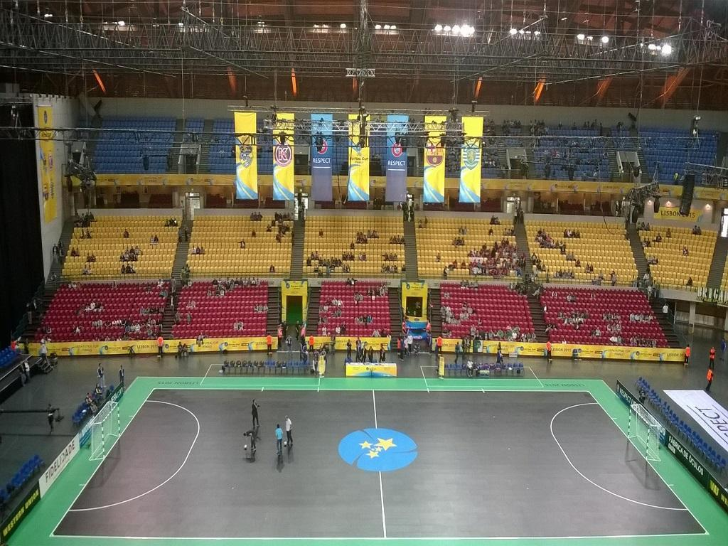 Futsal: guarda-redes do CS São João faleceu em acidente