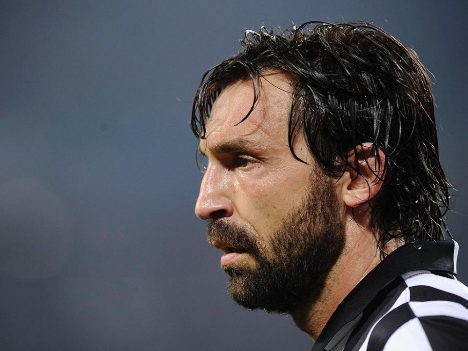 Pirlo e o Real-Juve: «Entendo Buffon, eu ficaria louco»