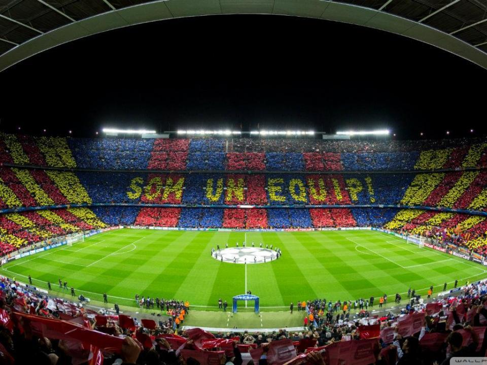 Barcelona em negociações para vender os direitos do nome do estádio