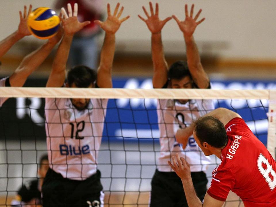 Taça Challenge Voleibol: Fonte Bastardo perde no Azerbaijão