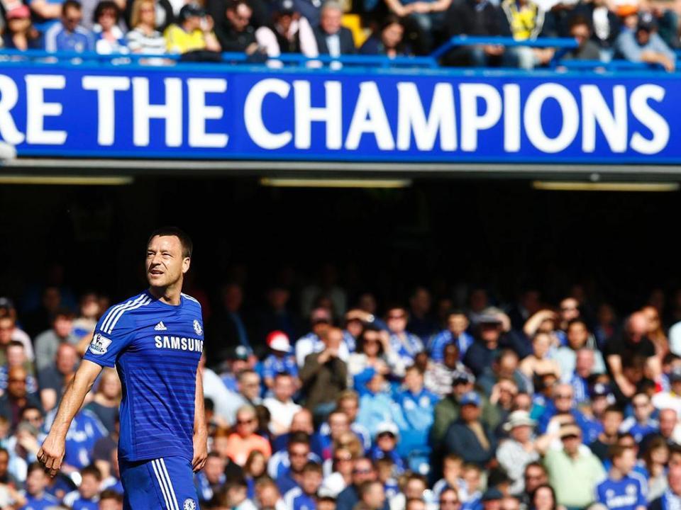 Terry: «Os jogadores estão a 100 por cento com Mourinho»