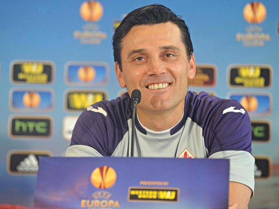 Montella é o novo treinador da Sampdoria