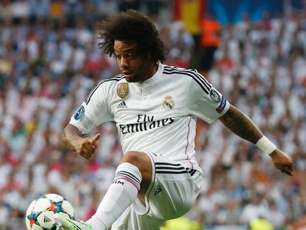 Espanha: Marcelo falha os próximos jogos por lesão