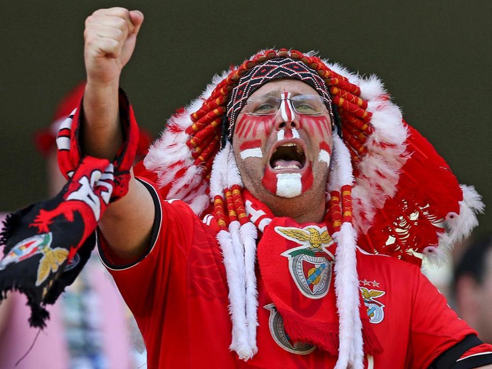 Resultado de imagem para Benfica campeão
